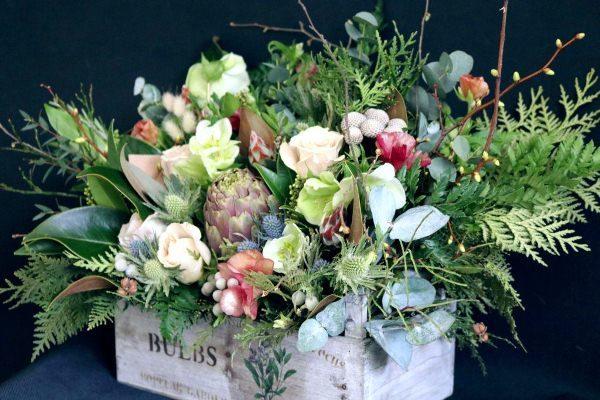 как выбрать мужские букеты — совет от florista-barista.ru