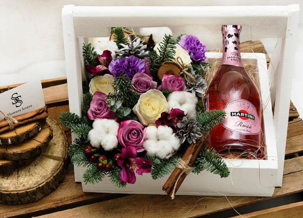 Как выбрать мужской букет совет от florista-barista.ru
