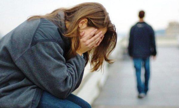 Женщины более эмоционально переживают разрыв отношений