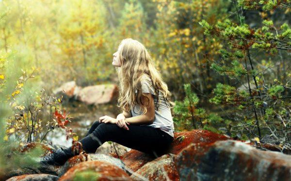 Побыть в одиночестве бывает полезно