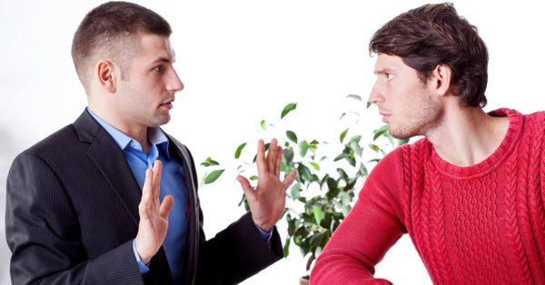 В споре с другом или коллегой иногда не удается сдержать свои чувства – и вот уже испорчен день двоим, а порой и всему коллективу и, прежде всего, себе