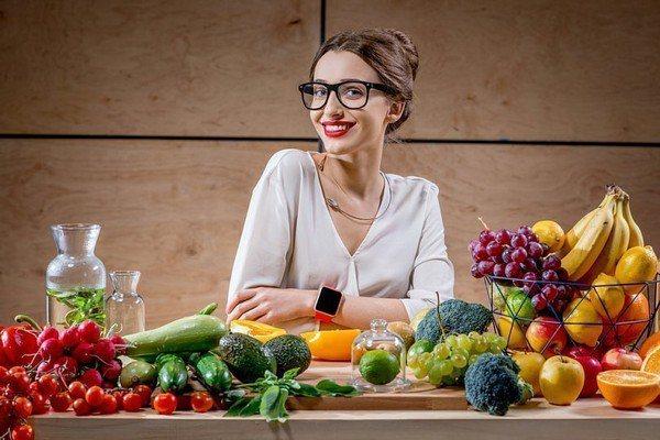 образ жизни и питания