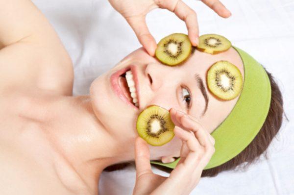 Киви для красоты и здоровья кожи лица