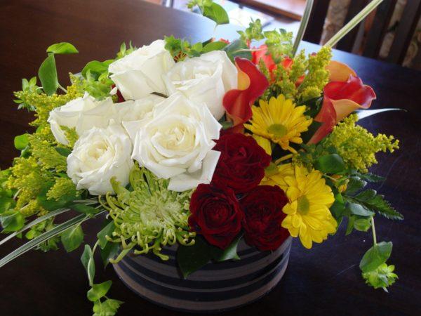 Помните, что не все цветы мирно уживаются в одной вазе