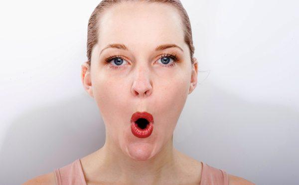 Укрепляем мышцы вокруг рта