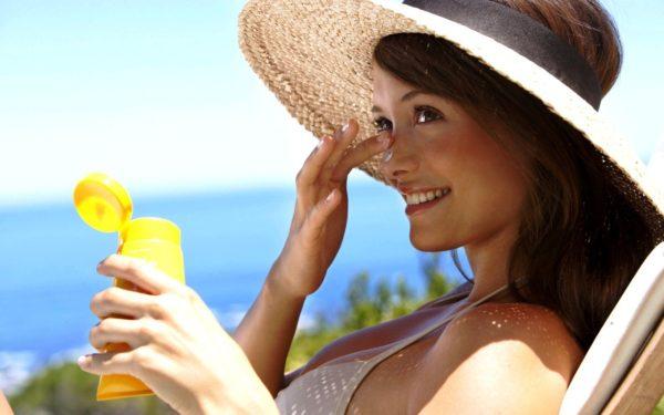 Солнцезащитные средства - важное оружие в борьбе с фотостарением