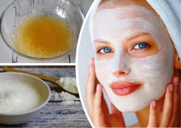 Дрожжевые маски подходят для любого типа кожи