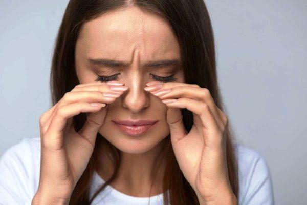 Как предупредить раздражение глаз