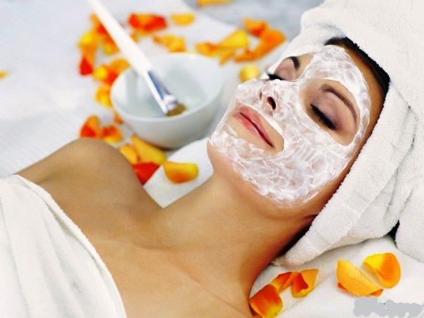 Питательные маски очень полезны для кожи