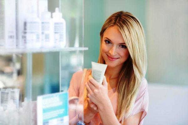 Выбирайте крем, подходящий вам по типу кожи