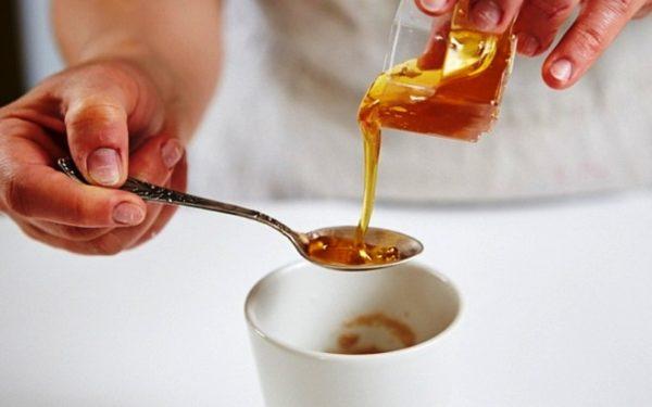 Дрожжевая маска с медом