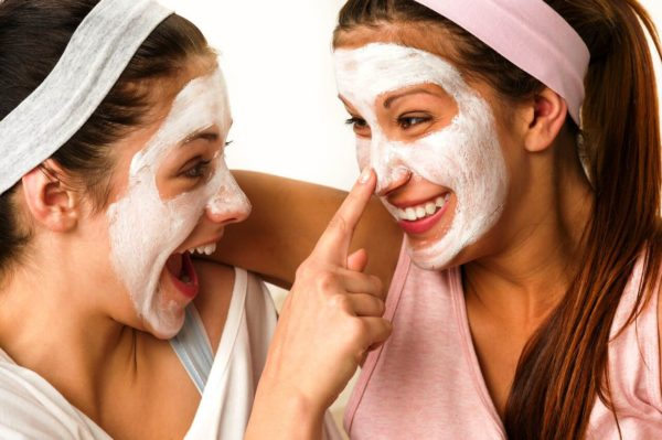 Уход за кожей лица до 25 лет