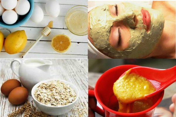 Питательные маски насытят кожу полезными микроэлементами и помогут избавиться от первых появившихся после 30-летнего возраста