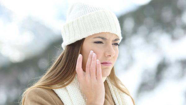 Защита лица от мороза