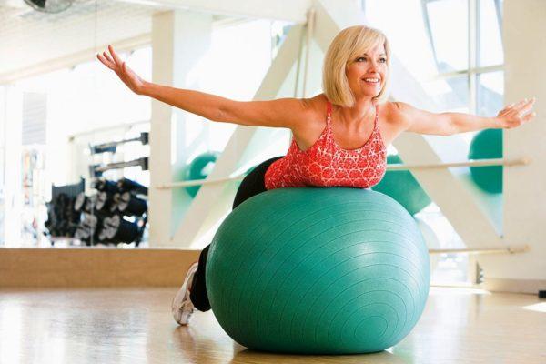 Активные занятия спортом помогают продлить молодость