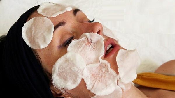 Чайная маска в домашних условиях