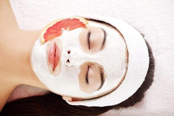 домашние маски из грейпфрута