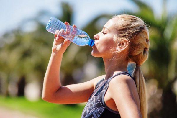 Вода для сухой кожи