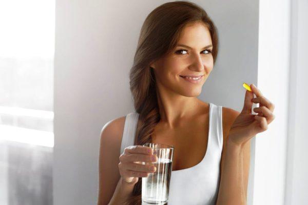 Витамины для сухой кожи