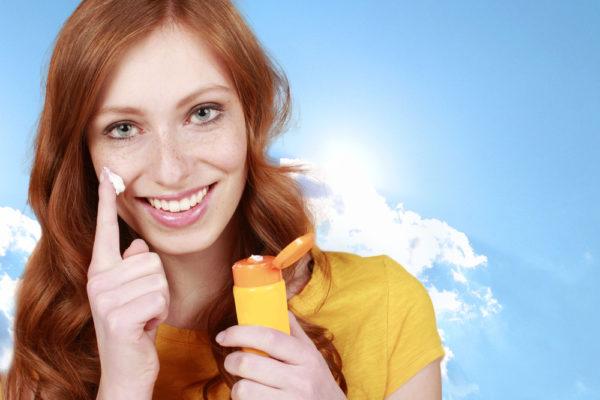 Если вы много времени находитесь на солнце покупайте профессиональную серию средств с УФ фильтром