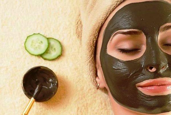 Грязевая маска-обертывание для лица