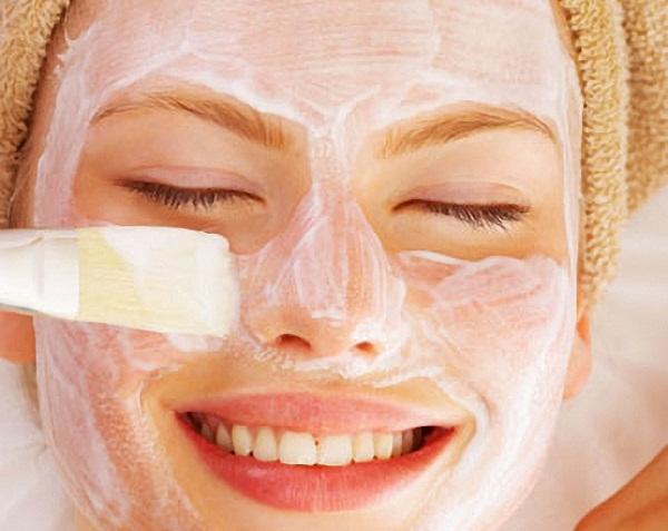 белковые подтягивающие маски для кожи лица