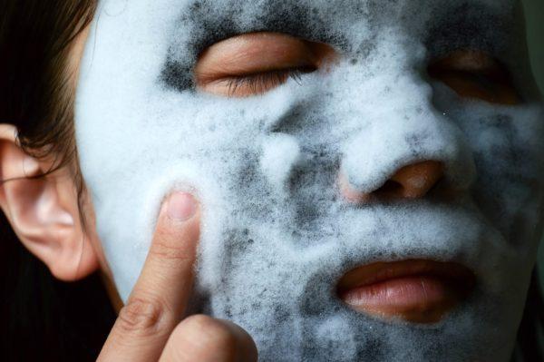 Кислородная пузырьковая маска