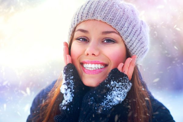 Уход за нормальной кожей зимой