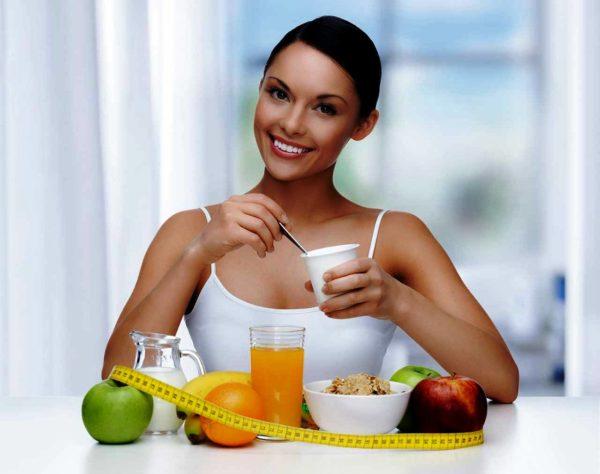 Правильное питание для здоровой кожи