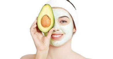 масла авокадо для лица