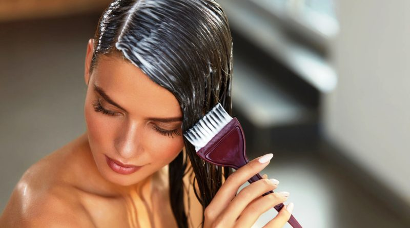 Домашние маски для сухих волос 4