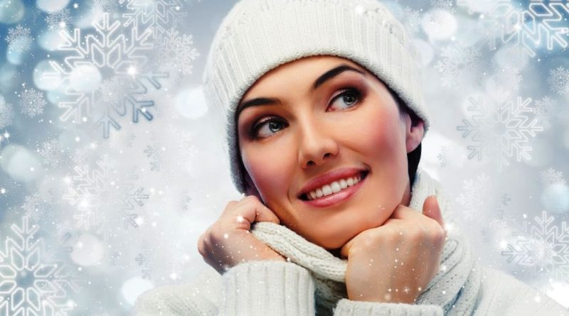 Зимние маски для лица