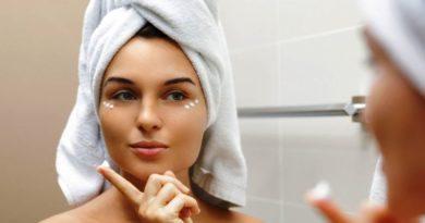 Правильный уход за молодой кожей