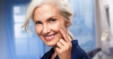 Уход за увядающей кожей лица