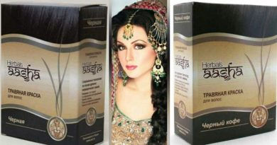 Травяные краски для волос Aasha: отзывы, описание