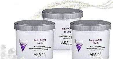 Альгинатные маски ARAVIA Professional