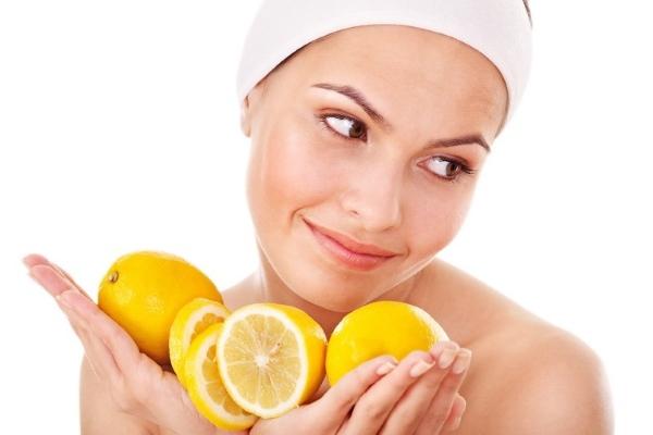 польза лимона для лица