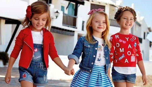 Повседневная и праздничная одежда, одежда для отдыха и занятий спортом, джинсы и юбки — Mayoral предлагает одежду на все случаи жизни