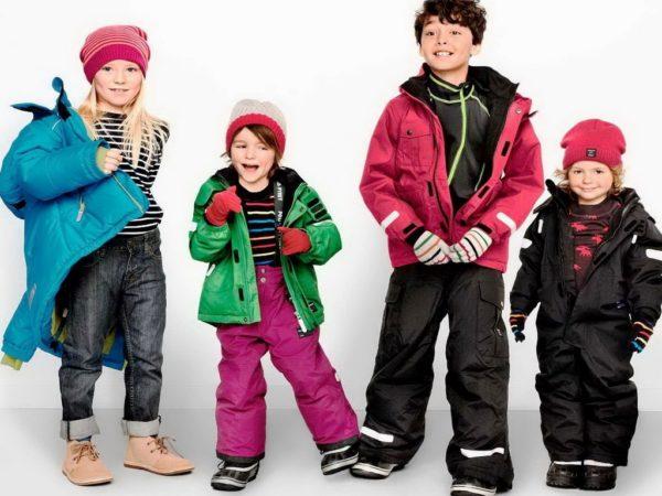 Детская одежда Kerry