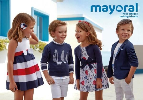 Mayoral - одежда для детей