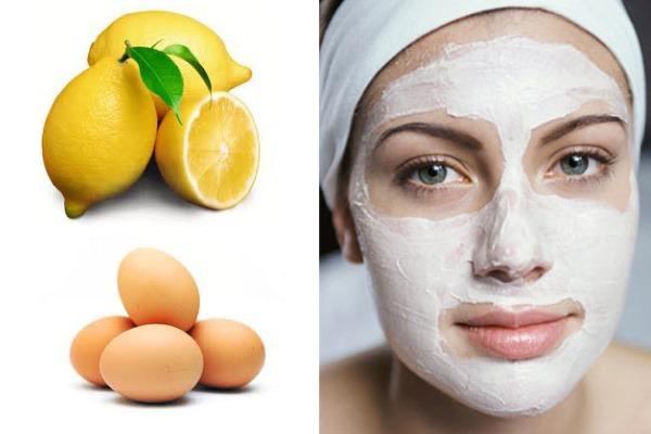 масок из лимонной муки