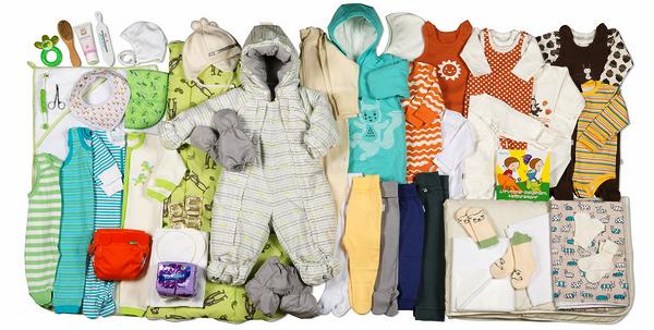 какая одежда и вещи должны быть у младенца