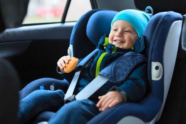 Как совместить объемную детскую зимнюю одежду и узкие автокресла