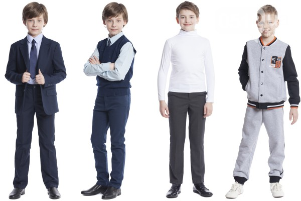 выбрать детские брюки