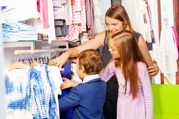 лучше покупать одежду немецких и российских брендов
