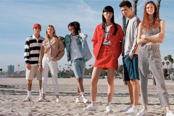 выбор летней одежды для подростка