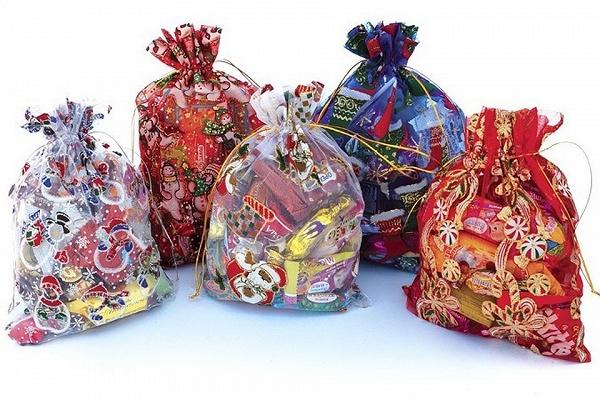 Сладкие новогодние подарки для детей и взрослых