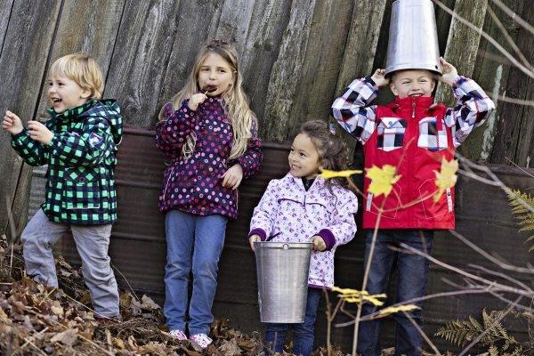 весенний детский гардероб