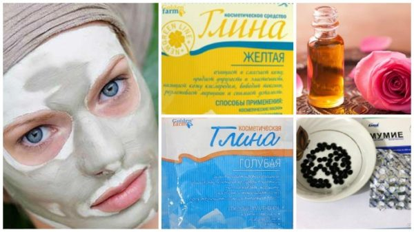 Рецепт подтягивающей маски для комбинированной кожи