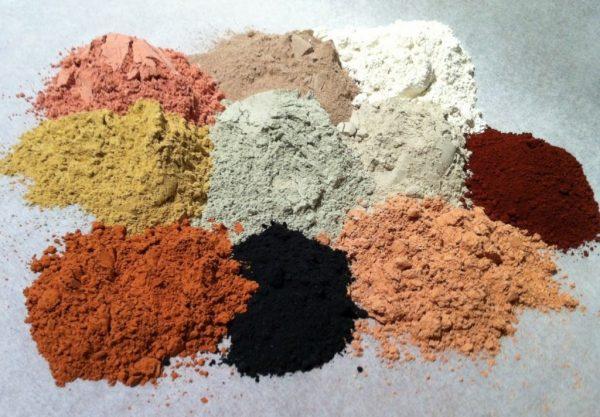 маски для лица по рецепту с глиной и мумие